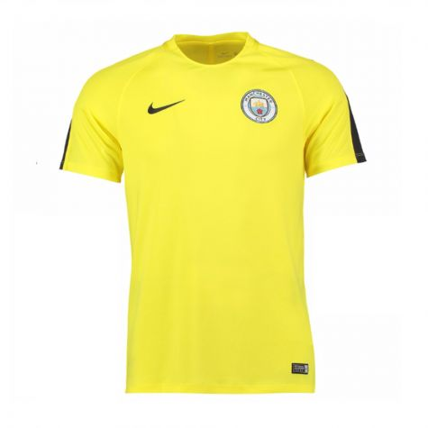 Mens Nike Dry Manchester City FC Top