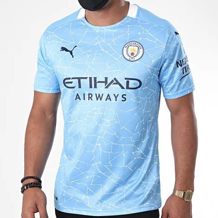 DRES Puma MCFC HOME Shirt Replica