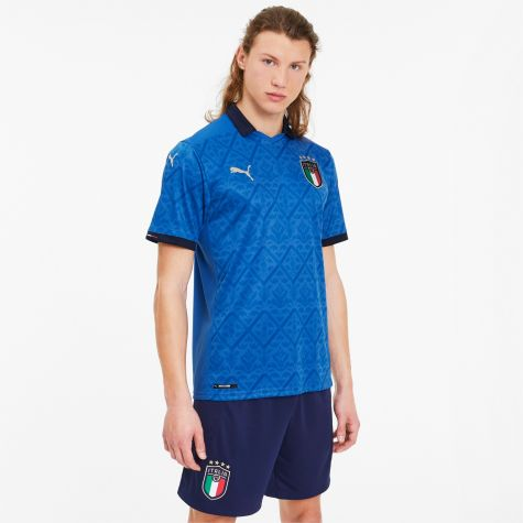 DRES Puma FIGC Home Shirt Replica