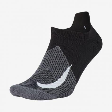 PONOŽKY Nike Elite Lightweight No-Show Running S